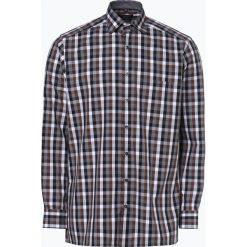 Andrew James - Koszula męska niewymagająca prasowania, brązowy. Brązowe koszule męskie non-iron marki FORCLAZ, m, z materiału, z długim rękawem. Za 129,95 zł.