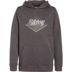 Billabong TSTREET Bluza z kapturem dark grey heath. Szare bluzy chłopięce rozpinane Billabong, z bawełny, z kapturem. W wyprzedaży za 170,10 zł.