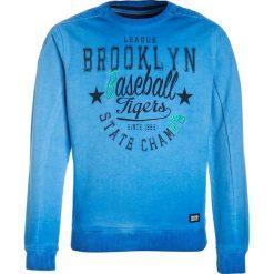Cars Jeans DUMMER Bluza cobalt. Niebieskie bluzy chłopięce marki Cars Jeans, z bawełny. W wyprzedaży za 135,20 zł.