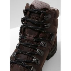 Ecco XPEDITION III Buty trekkingowe coffee. Brązowe buty trekkingowe męskie ecco, z materiału, outdoorowe. Za 759,00 zł.