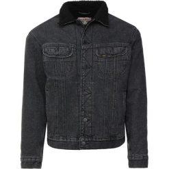Lee SHERPA Kurtka jeansowa black stone. Niebieskie kurtki męskie jeansowe marki Reserved, l. Za 429,00 zł.