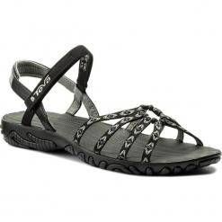 Sandały TEVA - Kayenta W's 6310 Carmelita Black 1. Czarne sandały damskie Teva, z materiału. W wyprzedaży za 219,00 zł.