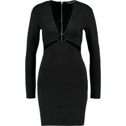 Sukienki hiszpanki: Ivyrevel DIETRICH Sukienka z dżerseju black
