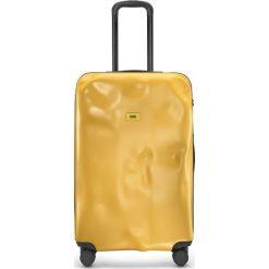 Walizka Icon duża matowa żółta. Żółte walizki Crash Baggage, duże. Za 1120,00 zł.