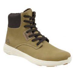 Buty trekkingowe męskie: Kappa Buty męskie OAK II beżowe r. 43 (241977-4141)