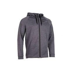 Bluza na zamek z kapturem Gym & Pilates 900 męska. Czarne bluzy męskie rozpinane marki Reserved, l, z kapturem. Za 219,99 zł.