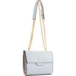 Torebka NOBO - NBAG-E3110-C012 Niebieski. Niebieskie torebki klasyczne damskie marki Nobo, ze skóry ekologicznej. W wyprzedaży za 119,00 zł.