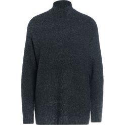 Swetry klasyczne damskie: J.LINDEBERG MATHI CHUNKY Sweter green mouline