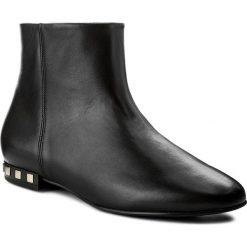Botki HÖGL - 4-101110 Czarny. Czarne buty zimowe damskie marki HÖGL, z materiału. W wyprzedaży za 489,00 zł.