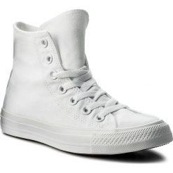 Trampki CONVERSE - Ct As Sp Hi 1U646 White Monochrome. Białe trampki męskie Converse, z gumy. W wyprzedaży za 219,00 zł.