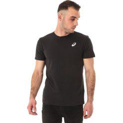 Asics Koszulka męska Spiral Top Performance czarna r. L (1314630904). Szare koszulki sportowe męskie marki Asics, z poliesteru. Za 61,69 zł.