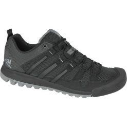 Buty męskie: Adidas Buty męskie Terrex Solo czarne r. 44 (AF5964)