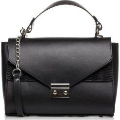 GRACE Torebka - model 2. Czarne torebki klasyczne damskie marki Stylove, małe. Za 169,90 zł.