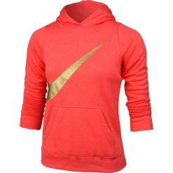 Bluzy damskie: Nike Bluza damska Sportswear Hoodie różowy r. XL (806307 850)