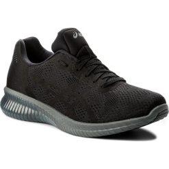 Buty ASICS - Gel-Kenun Mx T838N Black/Black/Carbon 9090. Czarne buty do biegania męskie Asics, z materiału. W wyprzedaży za 399,00 zł.