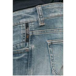 Camel Active - Jeansy Madison. Brązowe jeansy męskie z dziurami marki Camel Active. W wyprzedaży za 329,90 zł.