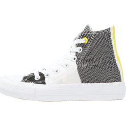 Trampki męskie: Converse CHUCK TAYLOR ALL STAR Tenisówki i Trampki wysokie  white/black/fresh yellow