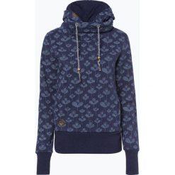 Ragwear - Damska bluza nierozpinana – Hooked, niebieski. Niebieskie bluzy damskie marki Ragwear, l. Za 359,95 zł.