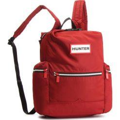 Plecak HUNTER - Original Topclip Backpack Nylon UBB6017ACD Military Red. Czerwone plecaki męskie Hunter, z materiału. W wyprzedaży za 389,00 zł.