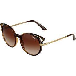 Okulary przeciwsłoneczne damskie: VOGUE Eyewear Okulary przeciwsłoneczne havana
