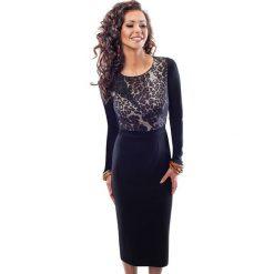 Odzież damska: Sukienka Enny w kolorze czarnym
