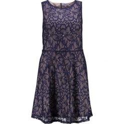 Sukienki hiszpanki: Anna Field Curvy Sukienka koktajlowa dark blue/rose