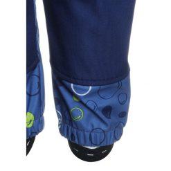 Chinosy chłopięce: Color Kids TAJO MINI COVERALL  Spodnie materiałowe jeans blue