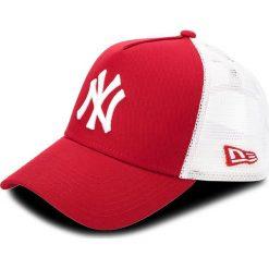 Czapka z daszkiem NEW ERA - Clean Trucker 2 Ney 11588488 Biały Czerwony. Białe czapki z daszkiem męskie New Era. Za 119,99 zł.