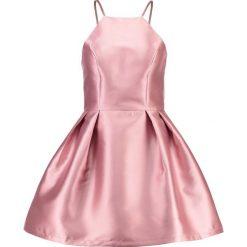 Sukienki hiszpanki: Chi Chi London Petite PRISCILLA Sukienka koktajlowa bridal rose