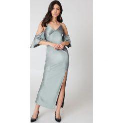 Sukienki hiszpanki: ASTR Sukienka Kendra – Green