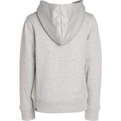 The North Face DREW PEAK Bluza z kapturem light grey heather. Szare bluzy chłopięce rozpinane marki The North Face, z bawełny, z kapturem. W wyprzedaży za 143,20 zł.