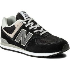 Sneakersy NEW BALANCE - GC574GK  Czarny. Czarne trampki chłopięce marki New Balance. Za 269,00 zł.
