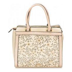 Bessie London Torebka Damska Beżowa. Brązowe torebki klasyczne damskie Bessie London, ze skóry. Za 228,00 zł.