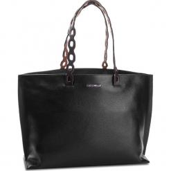 Torebka COCCINELLE - CL5 Naive E1 CL5 11 02 01 Noir/Brule 317. Czarne torebki klasyczne damskie Coccinelle, ze skóry, zdobione. Za 1299,90 zł.
