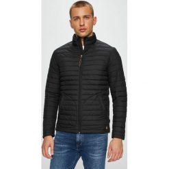 Premium by Jack&Jones - Kurtka. Czarne kurtki męskie pikowane marki Premium by Jack&Jones, l, z poliesteru. Za 299,90 zł.