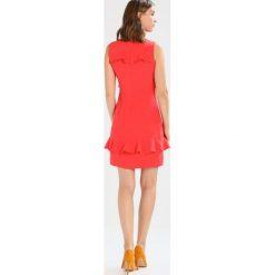 Sukienki hiszpanki: Whistles BEA FRILL FRONT  Sukienka letnia coral