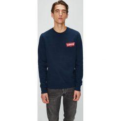 Levi's - Bluza. Czerwone bluzy męskie rozpinane marki KALENJI, m, z elastanu, z długim rękawem, długie. Za 239,90 zł.
