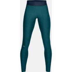 Spodnie sportowe damskie: Under Armour Spodnie damskie Armour Legging zielone r. M (1309631-716)