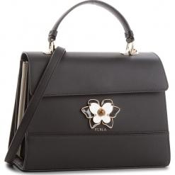 Torebka FURLA - Mughetto 961610 B BOG9 VFO Onyx. Czarne torebki klasyczne damskie Furla, ze skóry. W wyprzedaży za 1819,00 zł.