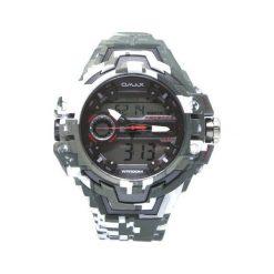 Omax Zegarek ad1082gp. Szare zegarki męskie Omax. W wyprzedaży za 179,00 zł.