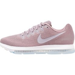 Buty do biegania damskie: Nike Performance ZOOM ALL OUT Obuwie do biegania treningowe taupe grey/provence purple/pure platinum