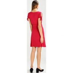 Sukienki hiszpanki: 9Fashion EMY Sukienka z dżerseju rose