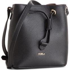 Torebka FURLA - Stacy 992879 E ET84 OAS Onyx. Czarne torebki klasyczne damskie Furla, ze skóry. Za 690,00 zł.