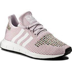 Buty adidas - Swift Run CQ2023 Aerpink/Ftwwht/Cblack. Czerwone buty sportowe damskie Adidas, z materiału. W wyprzedaży za 269,00 zł.
