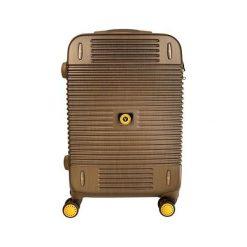 Walizka Bahamas 73L Brązowa (BAHAMAS 24 BRO). Brązowe walizki marki VIP COLLECTION. Za 565,00 zł.