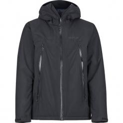 """Kurtka funkcyjna """"Solaris"""" w kolorze czarnym. Czarne kurtki męskie przeciwdeszczowe marki Marmot, m, z gore-texu. W wyprzedaży za 659,95 zł."""