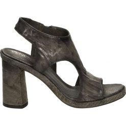 Sandały damskie: Sandały - ROOF1001 GR-G