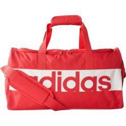 Torby podróżne: Adidas S S99957 Torba czerwona + szary worek na buty (75352)
