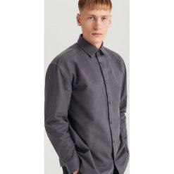 Koszula oversize ReDesign - Szary. Niebieskie koszule męskie marki Reserved. Za 139,99 zł.