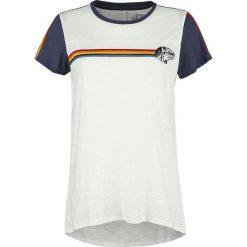 Star Wars Solo: A Star Wars Story - Kessel Crew Koszulka damska biały/niebieski. Czarne bluzki damskie marki Star Wars, s, z motywem z bajki, retro. Za 99,90 zł.
